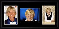 Ellen DeGeneres Framed Photographs PB0691