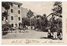 CARTOLINA 1908 STARO (RECOARO) RIF 5770