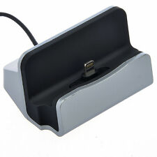 Station D'Accueil Support Dock Recharge + Synchronisation pour iPhone  5 6 iPod