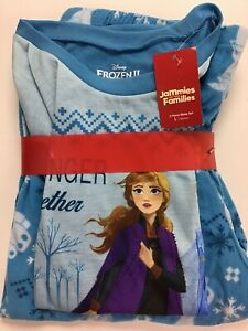 Disney, Frozen 2. Womens Pajamas Size Large. Jammies For Your Families Christmas