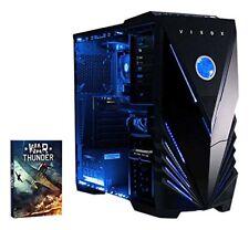 S814363 Vibox Precision 6 Gaming PC con Gioco War Thunder 4ghz AMD FX Quad Core