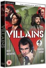 Bob Hoskins, Martin Shaw-Villains: The Complete Series DVD NEW