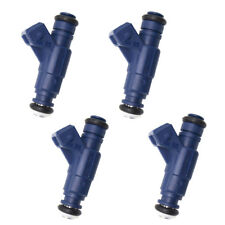 4× OEM Bosch Fuel Injectors Fits Saab 9-3,9-5 2.0L 2.3L Turbocharged 0280156023