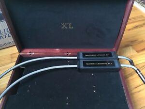 TRANSPARENT REFERENCE XL-V 1- METER ORIGINAL WOOD FACTORY BOX