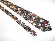 Robert Talbott Silk Tie Necktie Geometric