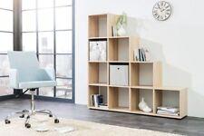 Bibliothèques, étagères et rangements en chêne pour le séjour