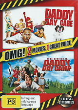 Daddy Day Care / Daddy Day Camp - Comedy / Adventure / Family - NEW DVD