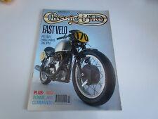 Classic Bike Magazine March 1990 - BSA A65 - NSU