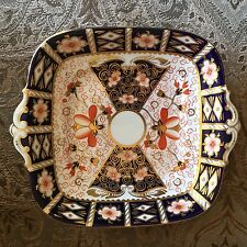Lovely Royal Crown Derby Imari 2451 Square Tray