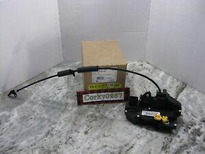 NEW GENUINE GM AcDelco OEM Front Door Lock Latch w/Actuator 20791793
