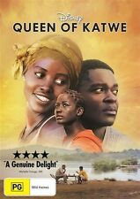 QUEEN OF KATWE DVD, NEW & SEALED, REGION 4, FREE POST