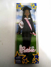 NEW Class of 2005 Graduation Barbie Doll  African American (HKYC61-690)