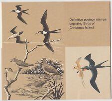 "AUSTRALIA/CHRISTMAS ISLAND 1992 ""Birds"" Presentation Pack - Set of 16 (1c to $4)"