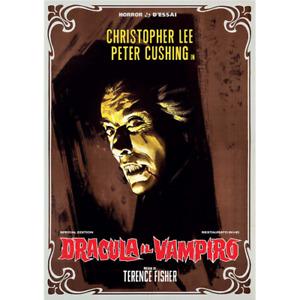 Dracula Il Vampiro - Special Edition (Restaurato In Hd)  [Dvd Nuovo]