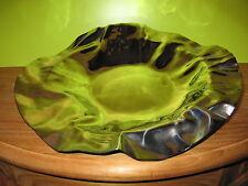 ALESSI *NEW* Corbeille inox brillant D.37cm H.6cm 90085 Lluis Clotet