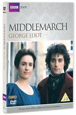 MIDDLEMARCH DVD BBC Region 4/Aus George Eliot New Sealed