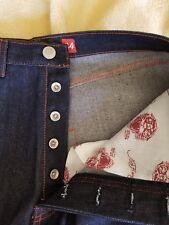 Ed Hardy Jeans - Tiger Design - Mens Size 34