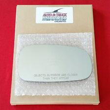 NEW Mirror Glass 03-11 SAAB 9-3 9-3x 93 9-5 95 Passenger Right Side RH