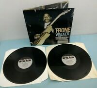 "T.BONE WALKER ~ ""The Bluesway Sessions"" (Charly) UK -1967 - '73 Double Vinyl LP"