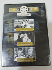 JOYAS DEL CINE MUSICAL DVD 10 AL FIN SOLOS TRES DIAS DE AMOR Y FE MUÑECA NUEVA
