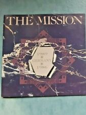 The Mission (sisters of mercy‎)– Germany 1986/1989  BONNBERLIN-rare cd 92