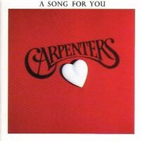 The Carpenters - A Song For You (NEW CD)