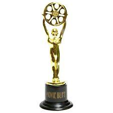 Movie Buff Trophy