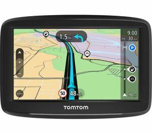"TOMTOM Start 42 4.3"" Sat Nav Car GPS Navigation - UK & ROI Maps - Currys"