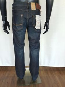 "CROSS JEANS ""Antonio"" HERREN Straight Relaxed fit: 050 Dark Blue,045 Blue Black"