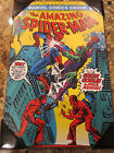 NEW Marvel Silver Buffalo Amazing Spider-Man Vintage Wood Wall Sign 13