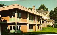 Vintage Postcard - Mitchell College Library New London Connecticut CT #1970