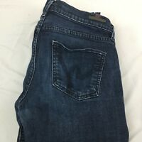 Citizens of Humanity Jeans COH Sz 28 x 31 Dark Blue Slim Skinny Low Rise USA