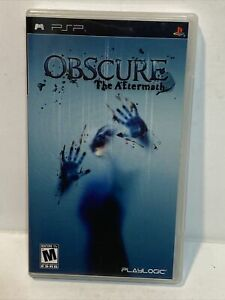 Obscure The Aftermath (Sony PSP, 2009) Complete