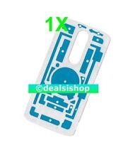 Battery Door Back Cover Case Adhesive For Motorola Droid Turbo 2 XT1581 XT1585