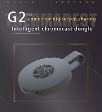 Google Chromecast 2 Digital HDMI Media Video Streamer 2017 2nd Generation Black