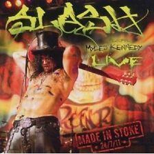 """SLASH """"MADE IN STOKE 24/7/11"""" 2 CD NEU"""
