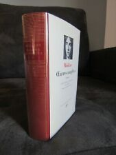 Molière - Oeuvres complètes Tome 1 - Gallimard Pléiade