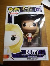 Funko Pop! Television #121 Buffy The Vampire Slayer Sarah Gellar Vaulted Rare
