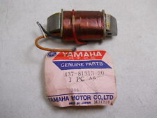 Yamaha NOS DT100, 1974-75, Lighting Coil Assembly, # 437-81313-20-00   c6