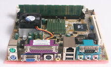Via EPIA-800 Motherboard Mini-ITX with 800MHz Via CPU, 256MB RAM- Tested Good