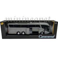 CARARAMA 57702 G SCANIA IRIZAR PB COACH BUS 1/50 DIECAST GREY