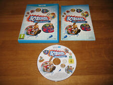 Nintendo Wii U game - Family Party 30 Great Games Obstacle Arcade (complete PAL)
