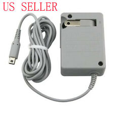 NEW AC Home Wall Travel Charger Power Adapter Cord For Nintendo DSi,3DS,3DSXL