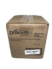 Dr. Brown's Options Wide-Neck Baby Bottles, 5 Ounce (4 Count)- New