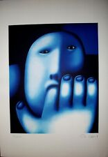 OLEG TSELKOV. LITOGRAFIA ORIGINAL FIRMADA A MANO POR EL ARTISTA EN ED/LIM 1992