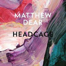 MATTHEW DEAR - HEADCAGE - EP VINYL 2012 RECORD STORE DAY - NEW SEALED