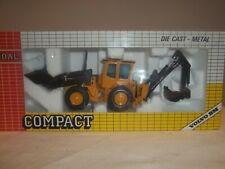 Joal Compact 230 Volvo BM 6300 Excavator Loader 1/50 Mint & Boxed