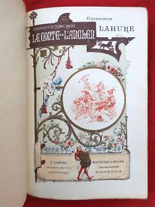 Conte de l'Archer par Armand SILVESTRE illustré POIRSON 1883  30