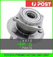 Fits TOYOTA PREMIO NZT240 Rear Wheel Bearing Hub