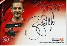 2016/17 FFA/A-League (TapNPlay) Signature Stars SS-10 #47/180: Brendon Santalab